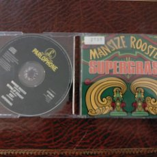 CDs de Música: CD PROMOCIONAL EMISORA DE RADIO - SINGLE - SUPERGRASS. Lote 228506770