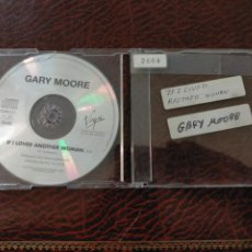 CDs de Música: CD PROMOCIONAL EMISORA DE RADIO - SINGLE - GARY MOORE IF I LOVED ANOTHER WOMAN SPANISH PROMO ONLY C. Lote 228506835