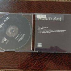 CDs de Música: CD PROMOCIONAL EMISORA DE RADIO - SINGLE - ADAM ANT. Lote 228506950