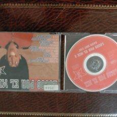 CDs de Música: CD PROMOCIONAL EMISORA DE RADIO - SINGLE - LOCOS POR EL MIX 2 , RADIO EDIT. Lote 228507100