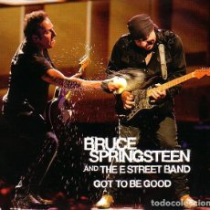 CDs de Música: BRUCE SPRINGSTEEN GOT TO BE GOOD GODFATHERECORDS G.R. 387/388/389 3CD EXC+. Lote 228507335