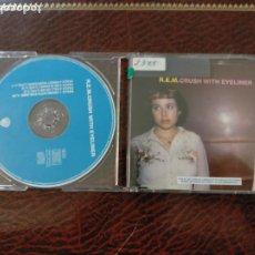 CDs de Música: CD PROMOCIONAL EMISORA DE RADIO - SINGLE - REM R.E.M. CD MAXI CRUSH WITH EYELINER 4 TRACKS. Lote 228508355