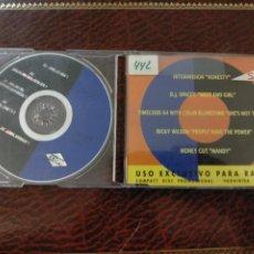 CDs de Música: CD PROMOCIONAL EMISORA DE RADIO - SINGLE - EXCLUSIVO RADIO 5 TEMAS INTERMISSION RICKY WILSON MANDY. Lote 228509295