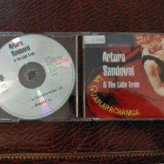 CDs de Música: CD PROMOCIONAL EMISORA DE RADIO - SINGLE - ARTURO SANDOVAL. Lote 228509405