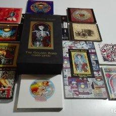 CDs de Música: GRATEFUL DEAD GOLDEN ROAD 1965 1973 10 X CD BOX COMPLETO Y NUEVO. Lote 228509705