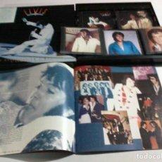 CDs de Música: ELVIS PRESLEY ESSENTIAL 70'S CAJA CON 5 CD'S + LIBRETO. Lote 228509940