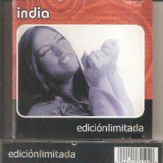 CDs de Música: INDIA - MISMO TITULO (CD EDICION LIMITADA, UNIVERSAL MUSIC 2002). Lote 228514675