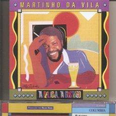 CDs de Música: MARTINHO DA VILA - TA DELICIA, TA GOSTOSO (CD, COLUMBIA RECORDS SIN FECHA). Lote 228515540