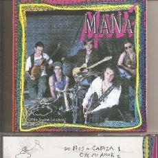CDs de Música: MANA - DONDE JUGARAN LOS NIÑOS (CD, WEA RECORDS 1992). Lote 228515651