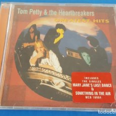 CDs de Música: CD / TOM PETTY & THE HEARTBREAKERS / GREATEST HITS / MCA RECORDS – MCD10964 1993. Lote 228522035