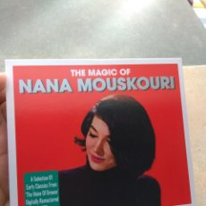 CDs de Música: NANA MOUSKOURI - THE MAGIC OF - 2CDS -. Lote 228522295