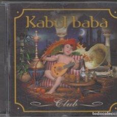CDs de Música: KABUL BABÁ CD CLUB 2003 SOPA DE CABRA. Lote 228522500