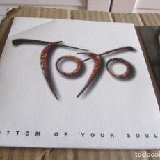 CDs de Música: 2 TRACK PROMO CD TOTO - BOTTOM OF YOUR SOUL. Lote 228522765