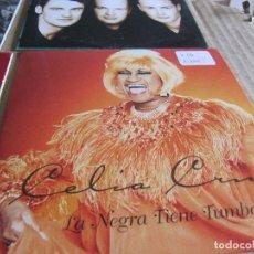 CDs de Música: CD SINGLE PROMOCIONAL / CELIA CRUZ / LA NEGRA TIENE TUMBAO. Lote 228522877