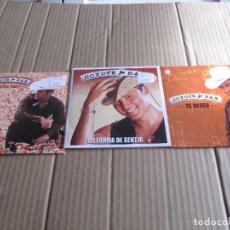CDs de Música: LOTE 3 CDS SINGLES COYOTE DAX-CHU-CHU TRAIN -MI FORMA DE SENTIR-TE DESEO. Lote 228523435