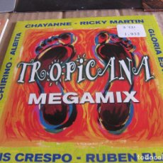 CDs de Música: TROPICANA - MEGAMIX - CD SINGLE - PROMO. Lote 228523895