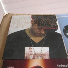 CDs de Música: CD PROMOCIONAL CARTÓN RAYMOND CASTELLON:SE ME VA LA VIDA. Lote 228523990