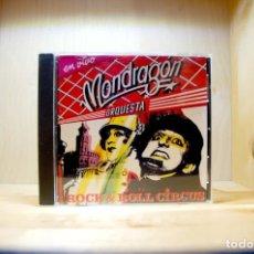 CDs de Música: ORQUESTA MONDRAGÓN - ROCK & ROLL CIRCUS (EN VIVO) - CD -. Lote 228524220