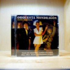 CDs de Música: ORQUESTA MONDRAGÓN - ÉXITOS ORIGINALES - CD -. Lote 228524231