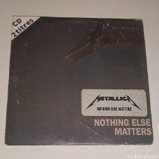 CDs de Música: METALLICA / CD SINGLE 1992 FRANCE /. Lote 228539160