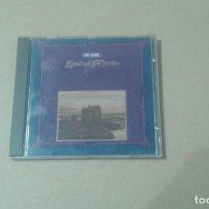 CD di Musica: JON MARK - LAND OF MERLIN CD 1992. Lote 228543980