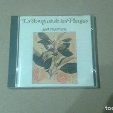 CD de Música: JOEL FAJERMAN - LA AVENTURA DE LAS PLANTAS CD 1990. Lote 228544830