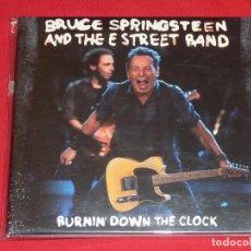 CDs de Música: BRUCE SPRINGSTEEN BURNIN' DOWN THE CLOCK TRIPLE CD (SEVILLA 2012). Lote 32451171