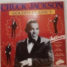 "CDs de Música: EARLY SOUL CD, CHUCK JACKSON ""GOLDEN CLASSICS"" COLLECTABLES. Lote 228581260"