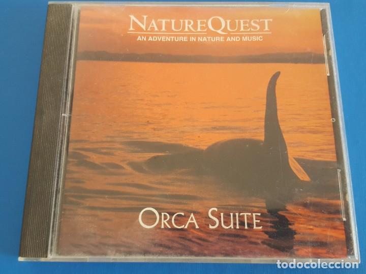 CD / KAREL ROESSINGH – ORCA SUITE / NATURE QUEST – NSCD 29082 1988 USA (Música - CD's Clásica, Ópera, Zarzuela y Marchas)