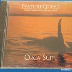 CDs de Música: CD / KAREL ROESSINGH – ORCA SUITE / NATURE QUEST – NSCD 29082 1988 USA. Lote 228634625