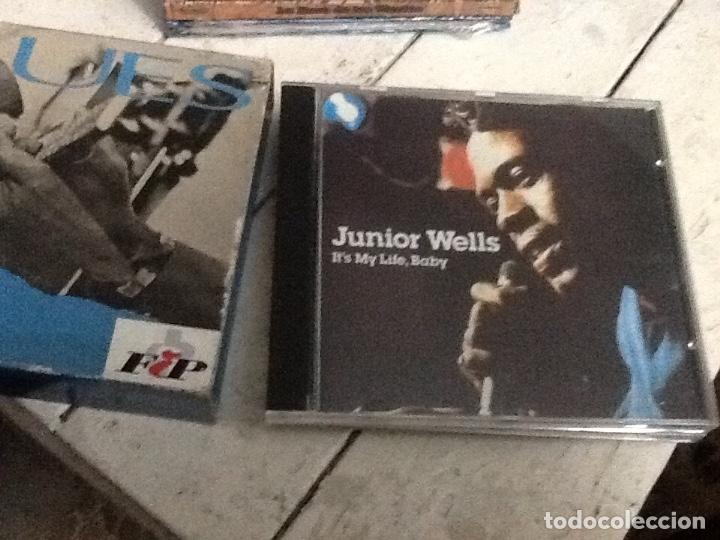 CDs de Música: Blues basic-3cds - Foto 2 - 228638395