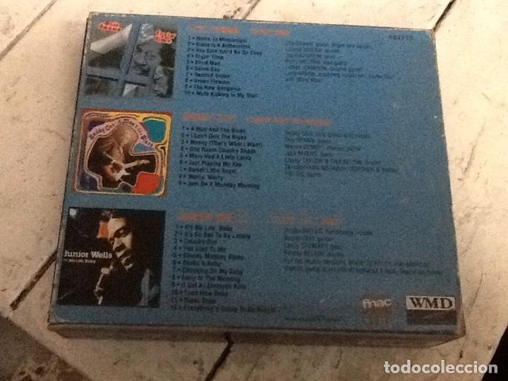 CDs de Música: Blues basic-3cds - Foto 6 - 228638395