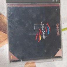 CDs de Música: SERRAT 24 PÁGINAS INOLVIDABLES. Lote 228662460