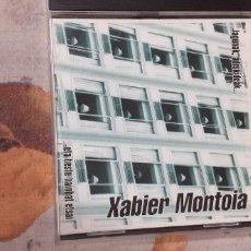 CDs de Música: XABIER MONTOIA .....ETA ESTE HAINBAT ETSAI. Lote 228662785