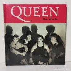 CDs de Música: QUEEN - THE WORKS - LIBRETO + CD - EDICIONES PRIMERA PLANA - 2008. Lote 228694160