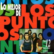 CDs de Música: LOS PUNTOS - LO MEJOR DE LOS PUNTOS, SUS 12 MAYORES ÉXITOS - CD 12 TRACKS - POLYGRAM IBÉRICA 1995. Lote 228704115