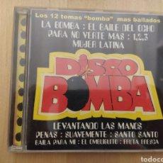 CDs de Música: CD DISCO BOMBA 2000. Lote 228807531