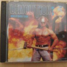 CDs de Música: DEMOLITION MIX MIXED BY QUIQUE TEJADA DOBLE CD - DESCATALOGADO!!!. Lote 228810320