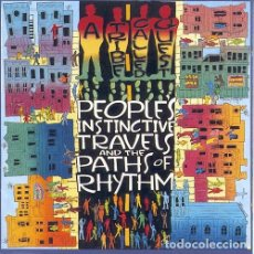CDs de Música: A TRIBE CALLED QUEST - PEOPLE'S INSTINCTIVE TRAVELS. Lote 228846291