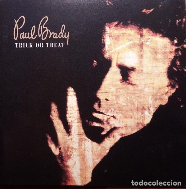 PAUL BRADY - TRICK OR TREAT (Música - CD's Country y Folk)
