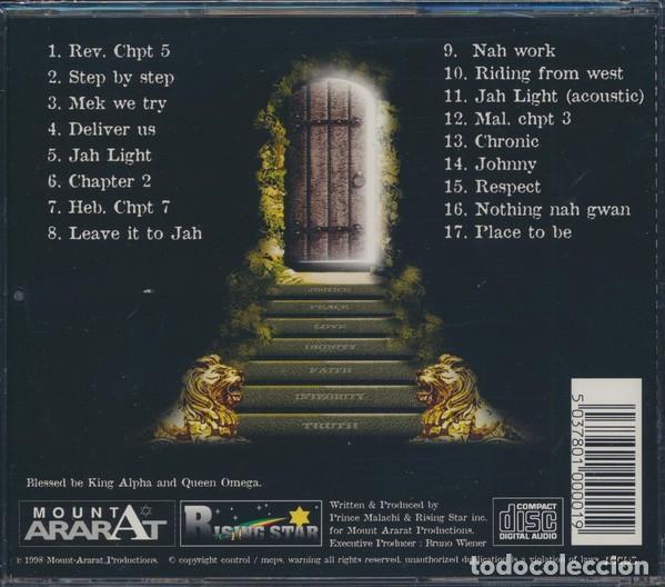 CDs de Música: Prince Malachi - Jah Light - Foto 2 - 228849290