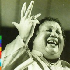 CDs de Música: NUSRAT FATEH ALI KHAN - SHAHEN-SHA. Lote 228849680