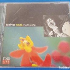 CDs de Música: CD / TONINHO HORTA / MOONSTONE / MÚSICAS DO BRASIL / POLYMEDIA – 8397342 1998. Lote 228860635