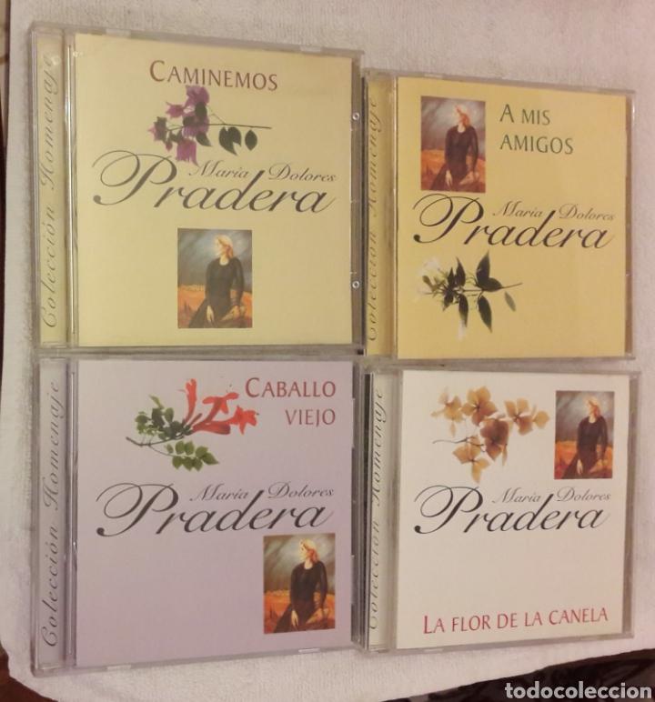 CDs de Música: CDS MARIA DOLORES PRADERA - Foto 2 - 228926256