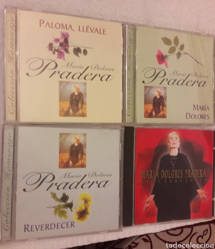 CDS MARIA DOLORES PRADERA (Música - CD's Melódica )