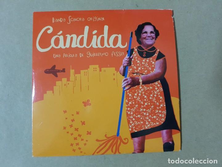 BSO ORIGINAL CÁNDIDA DE GUILLERMO FESSER CINE ESPAÑOL (Música - CD's Bandas Sonoras)