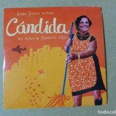 CDs de Música: BSO ORIGINAL CÁNDIDA DE GUILLERMO FESSER CINE ESPAÑOL. Lote 228946158