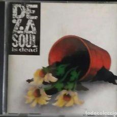 CDs de Música: DE LA SOUL - DE LA SOUL IS DEAD. Lote 228958170