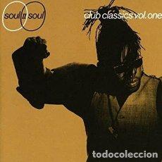 CDs de Música: SOUL II SOUL - CLUB CLASSICS VOL. ONE. Lote 228959170
