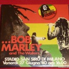 CD de Música: BOB MARLEY SAN SIRO DOBLE CD. Lote 32468740